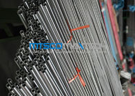 Bright Annealed Surface Duplex Steel Tube Straight Length Cold Rolled Tube