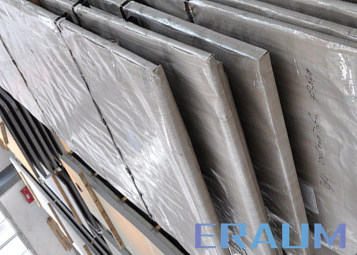 ASTM B333 Alloy B-2 / UNS N10665 Nickel Alloy Steel Sheet / Plate
